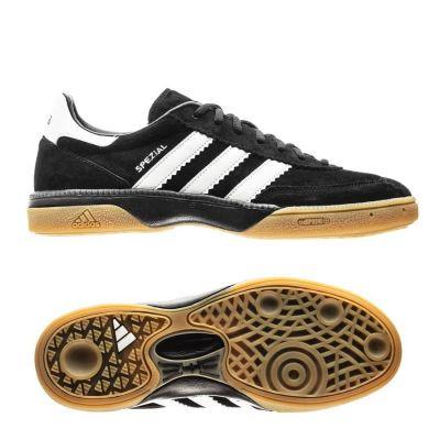 Adidas Spezial herensneaker zwart en wit