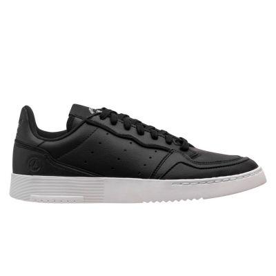 Adidas Supercourt herensneaker zwart en wit
