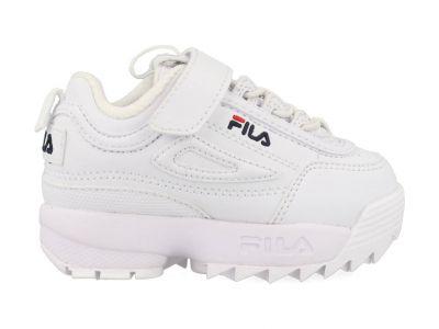 Fila Disruptor kindersneaker wit