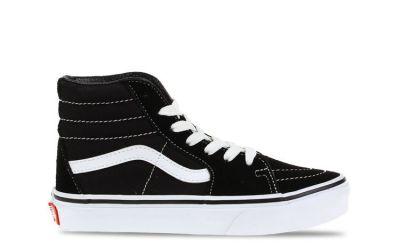 Vans Sk8 kindersneaker zwart en wit