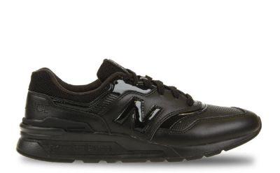 New Balance 997 damessneaker zwart
