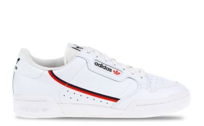 Adidas Continental 80 herensneaker wit