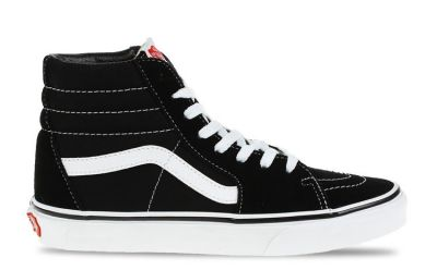 Vans Sk8 herensneaker zwart en wit