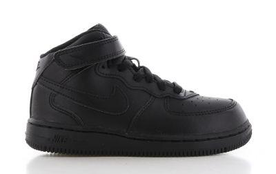 Nike Air Force 1 herensneaker zwart