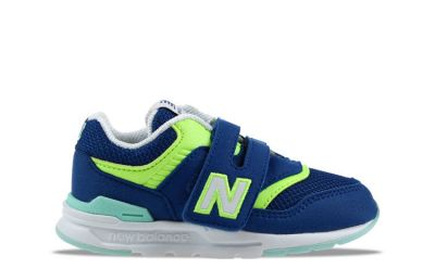 New Balance 997 kindersneaker blauw