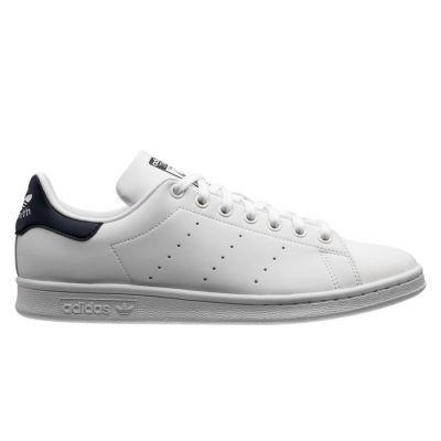 Adidas Stan Smith herensneaker blauw en wit