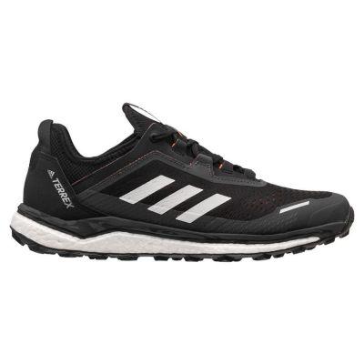 Adidas Terrex herensneaker zwart, rood en wit