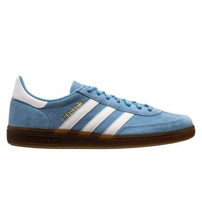 Adidas Spezial herensneaker blauw en wit