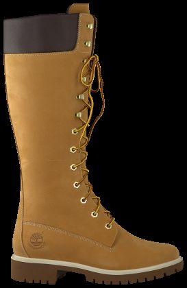 Timberland damessneaker bruin