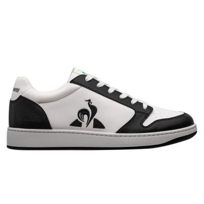 Le Coq Sportif herensneaker zwart en wit