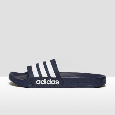 Adidas Adilette herensneaker blauw