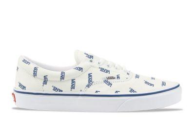 Vans Era herensneaker blauw en wit