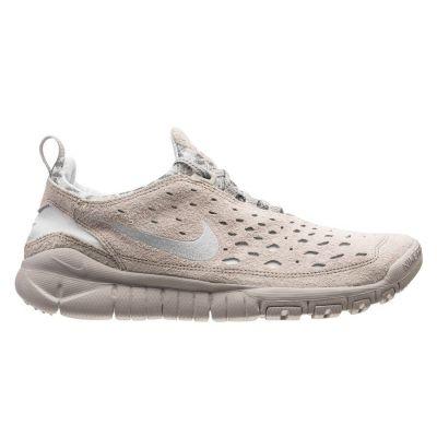 Nike Free Run herensneaker grijs en wit