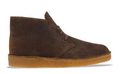 Clarks Desert Boot herensneaker bruin